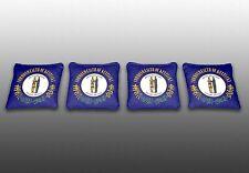 Kentucky State Flag Specialty Custom Cornhole Bags -Set of 4 - Baggo - Corn Toss