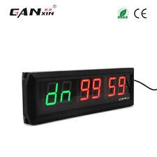 LED Crossfit Gym Clock Digital Fitness Workout Timer For Home Gym Training