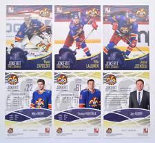 2016-17 KHL Jokerit Helsinki Base Pick a Player Card