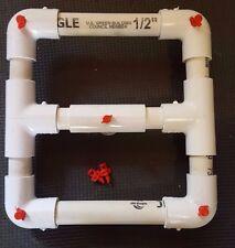 Clone Machine Bucket Manifold 64 System Hydroponic 1/2 or 3/4 Riser EZ 360 Jet