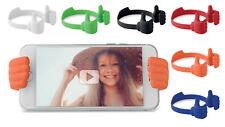 Smartphone Telefon Halter Daumen Hoch Form Passt für Alle Marken Schreibtisch