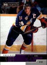 1999-00 UD Prospects Hockey Card Pick