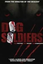 DOG SOLDIERS BLU RAY/DVD MOVIE BN