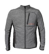 RST 0238 Full Zip Fleece Grey Marl Casual Jacket/Jumper/Coat