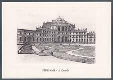 TORINO NICHELINO 01 STUPINIGI - CASTELLO Cartolina