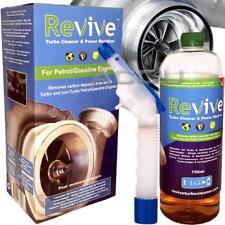 Revive VOITURE ESSENCE DIESEL MOTEUR TURBO Nettoyant & Power Spray Kit débutant