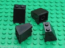 Pièce inclinée LEGO black slope brick ref 3678b / Set 10185 10210 7739 7994 8877