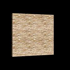 Wandbild  Leinwandbild Kunstdruck 15F0032740 Gestapelte Sandsteine Imitation Bac