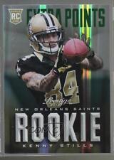 2013 Prestige Extra Points Green 250 Kenny Stills New Orleans Saints Rookie Card