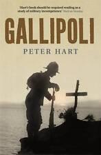 GALLIPOLI / PETER HART 9781846681615