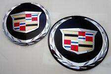 Cadillac ESCALADE 2007 2008 2009 2010 2011 2012 2013 2014 FRONT & REAR Emblems