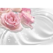 Fototapete Blumen Rosen Tapete Wandbilder XXL Vlies Wandtapete 9446bP