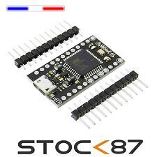 5334# 1 à 10 pcs Module pro micro ATMEGA32U4 5V/16MHz avec ou sans câble USB