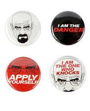 Walter White Badges! - Breaking Bad quotes, Heisenberg, danger, jesse pinkman