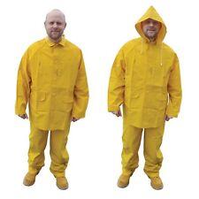 Choice Rainwear 3 Piece Suit Halloween Hazmat Costume NEW!Sizes M,L,XL,2,3,4,5XL