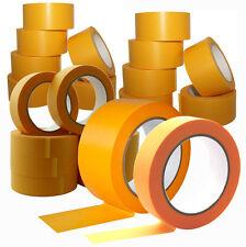 Goldband Malerband Fine Tape WashiTape Abklebeband Malerkrepp Klebeband 30/50mm