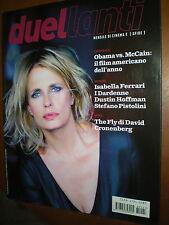Duellanti.ISABELLA FERRARI,I DARDENNE, DUSTIN HOFFMAN, STEFANO PISTOLINI,gbgfv