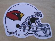 Arizona Cardinals NFL Decal Stickers Football Helmet Design -  Your Choice