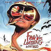 Fear & Loathing in Las Vegas [Original Soundtrack] (CD)
