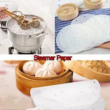 Restaurant Round Steamer Paper Dim Sum Paper Kitchen Accessories Cooking Tools