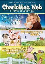 Charlotte's Web - 3 Movie Collection [Charlotte's Web/Charlotte's Web -Animation