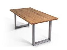 Esstisch Tisch Esszimmertisch Massivholz TOBAGO Holztisch Wildeiche 160/180/200