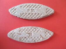 Verbindungsplättchen - Flachdübel - Größe 10 - 20, 50 oder 100 Stück