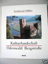Kulturlandschaft Odenwald Bergstraße 1994