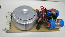 ANTRIM TRANSFORMERS POWER SUPPLY CIRCUIT BOARD 230V 2X9V 6.67A X48011
