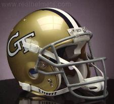 GEORGIA TECH YELLOW JACKETS 1967-1968 Authentic GAMEDAY Football Helmet