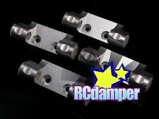 ALUMINUM FRONT REAR UPPER SUSPENSION ARM MOUNT S MONSTER GT MGT TEAM ASSOCIATED