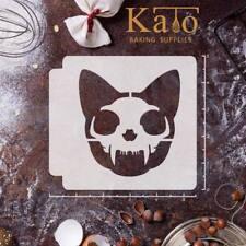 Cat Skull 783-711 Stencil