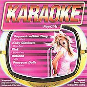 Karaoke: Pop Girls (CD+G 2006) Walk Away - Beyonce - Pink - Rihanna ++  SEALED!