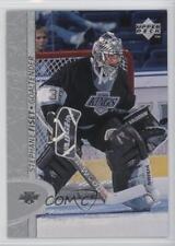 1996-97 Upper Deck #274 Stephane Fiset Los Angeles Kings Hockey Card
