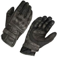 Akito Breeze Short Summer Motorbike Motorcycle Gloves Touring Thumb Knuckles