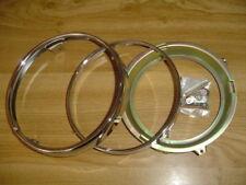 Kawasaki Z1 Z 900 1000 650 750 550 Lampenring Chrom