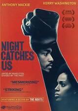 Night Catches Us Anthony Mackie, Kerry Washington DVD