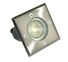 230V 7W LED Boden Einbauleuchte Einbaustrahler Bodo Aussen Terrasse Garten IP67