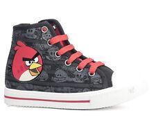 Neu Sneaker Freizeitschuh Halbschuhe Jungen Schuhe Angry Birds schwarz 28-35 #8