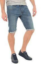 Pepe Jeans Herren Shorts Cash Straight Regular Fit Hose Jeans
