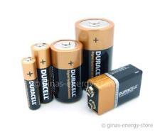 DURACELL Alkaline-Batterien OEM Mignon,Micro,Baby,Mono,Lady,9V-Block