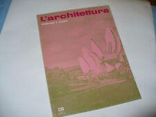 BRUNO ZEVI L'ARCHITETTURA CRONACHE E STORIA N.230 1974