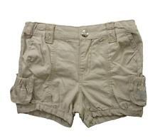 Apple Bottoms Toddler Girls Sand Biege Short Size 3T $30