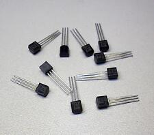 10 Stück MPSA42 (MPSA 42) NPN Hochspannungs Transistoren / TO 92 (M2435)