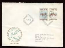 Finland 1972 Europa FDC