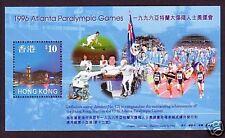 [W] 1996 Hong Kong Atlanta Olympic Paralympic Games MS