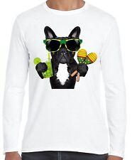 French Bulldog Brazillian Style Long Sleeve T-Shirt - Bulldogs Brazil Funny