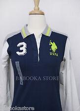 USPA Women's Dress Comfortable Cotton Jersey Polo Shirt Dress XS, S