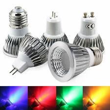 E12/E14/E27/GU10/GU5.3 Dimmable 6W 9W 12W LED Spot Light Bulb Lamp Ultra Bright