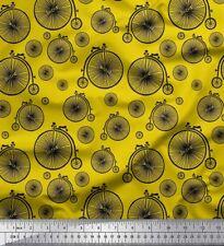 Soimoi Tissu vélo ancien tissu imprimé 1 mètre - VT-509H